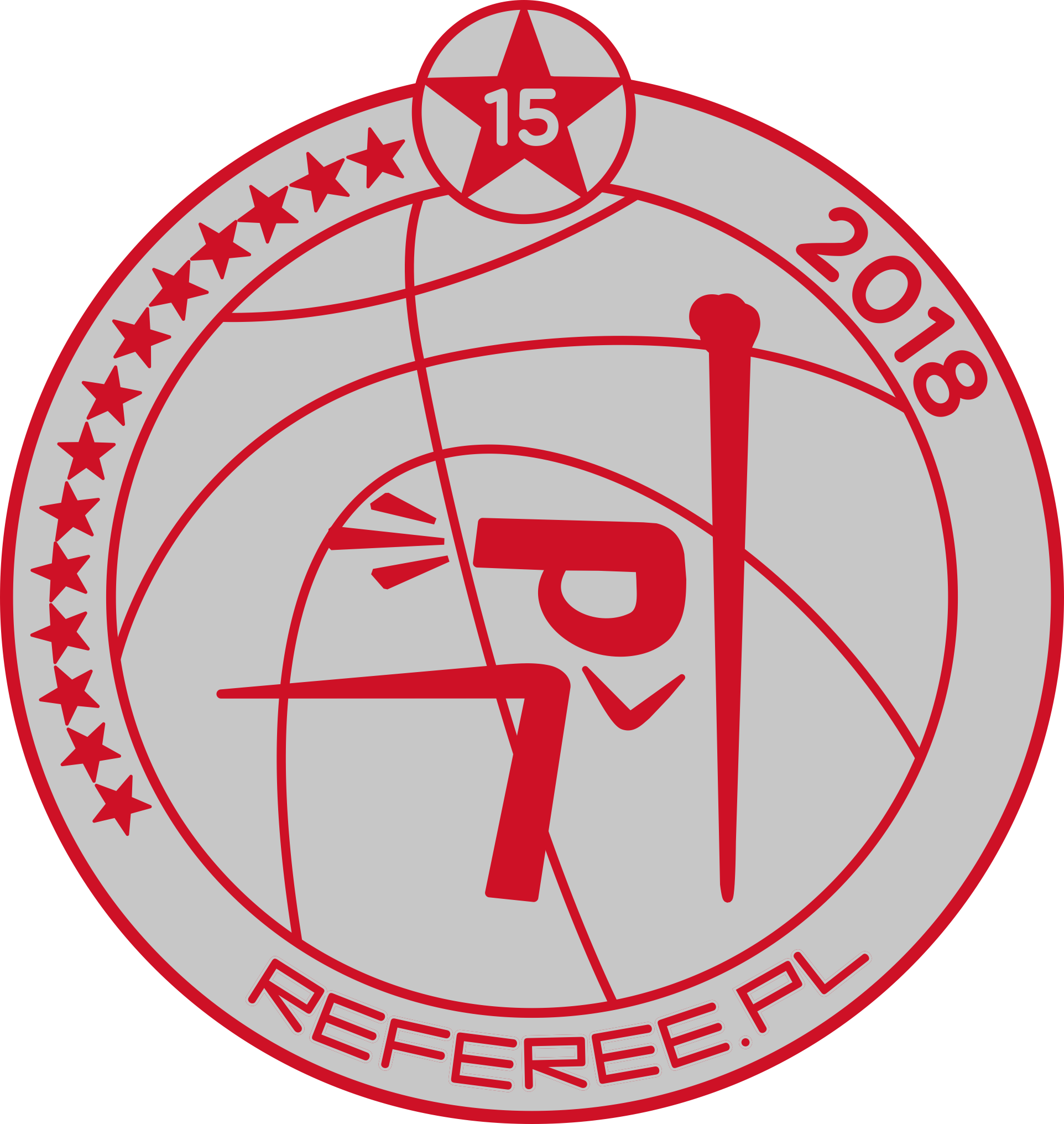 Official Logo Referee.pl 2018